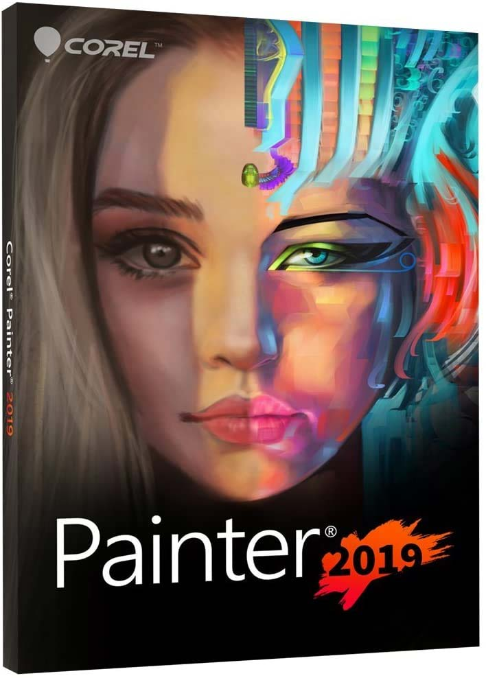 Corel Painter 2019 (Grafiksoftware)