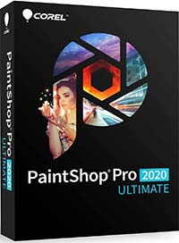 Corel PaintShop Pro Ultimate (Grafiksoftware)