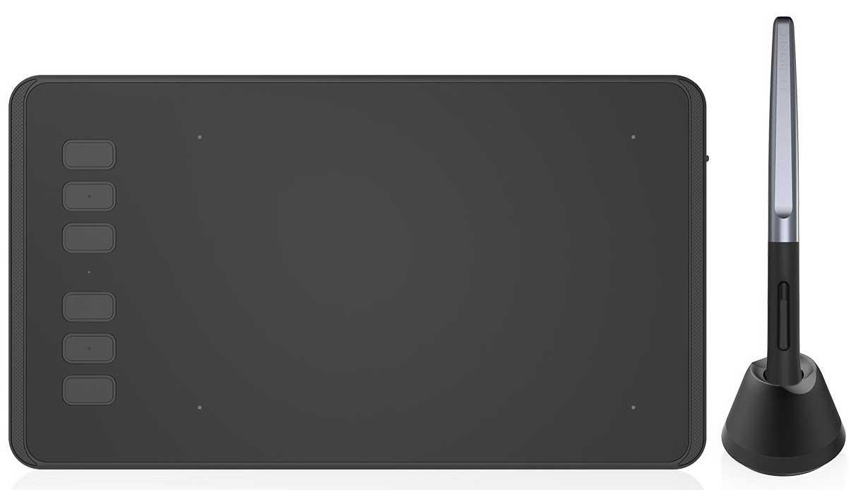 Huion Grafiktablett H640P