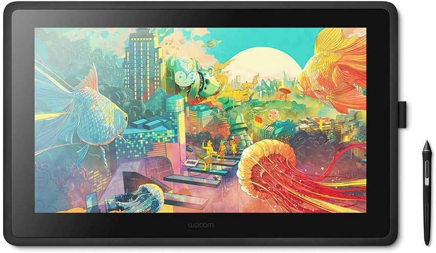 Wacom Cintiq 22 Stift-Display