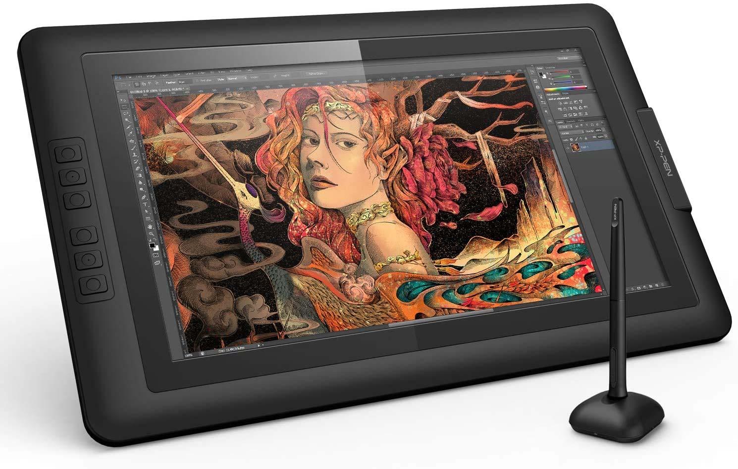 XP-PEN Artist 15.6 Stift-Display