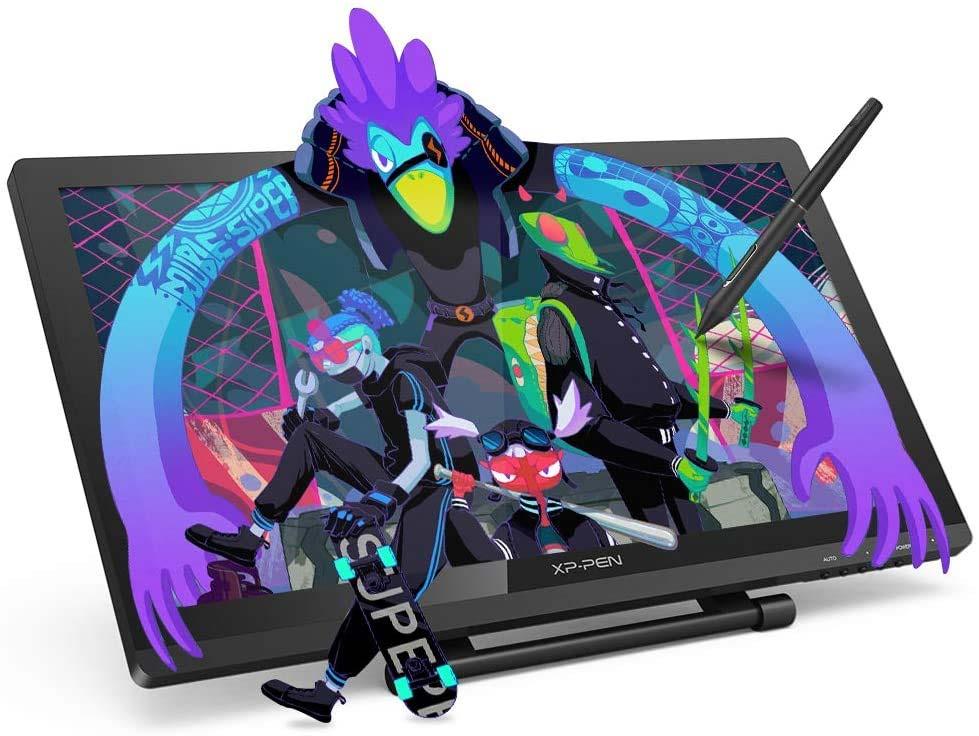 XP-PEN Artist 22 Pro Stift-Display