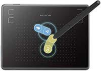 Huion Inspiroy H430P Stift-Tablett (6 Zoll)