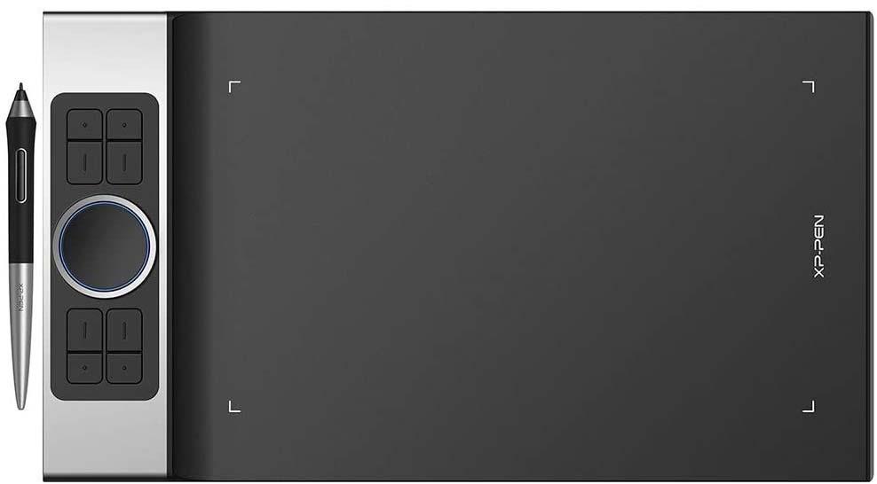 XP-PEN Deco Pro Medium Stift-Tablett (13 Zoll)