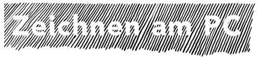 Zeichnen am PC - Logo