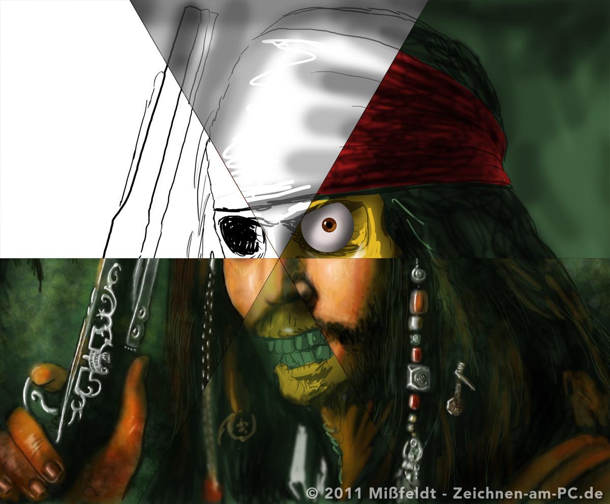 Digital Zeichnen Malen Mit Photoshop Co Zeichnen Am Pc