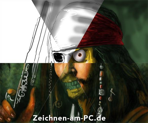 TeaserBild der Website Zeichnen-am-PC.de