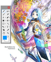 Corel Painter 11 Logo